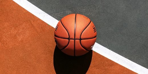 En basketboll