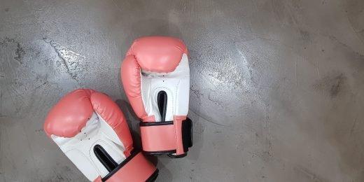 Boxningshandskar