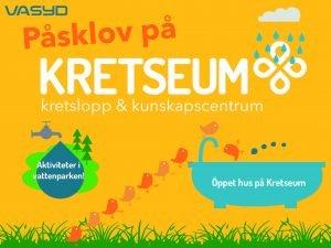 Affisch från Kreatseum